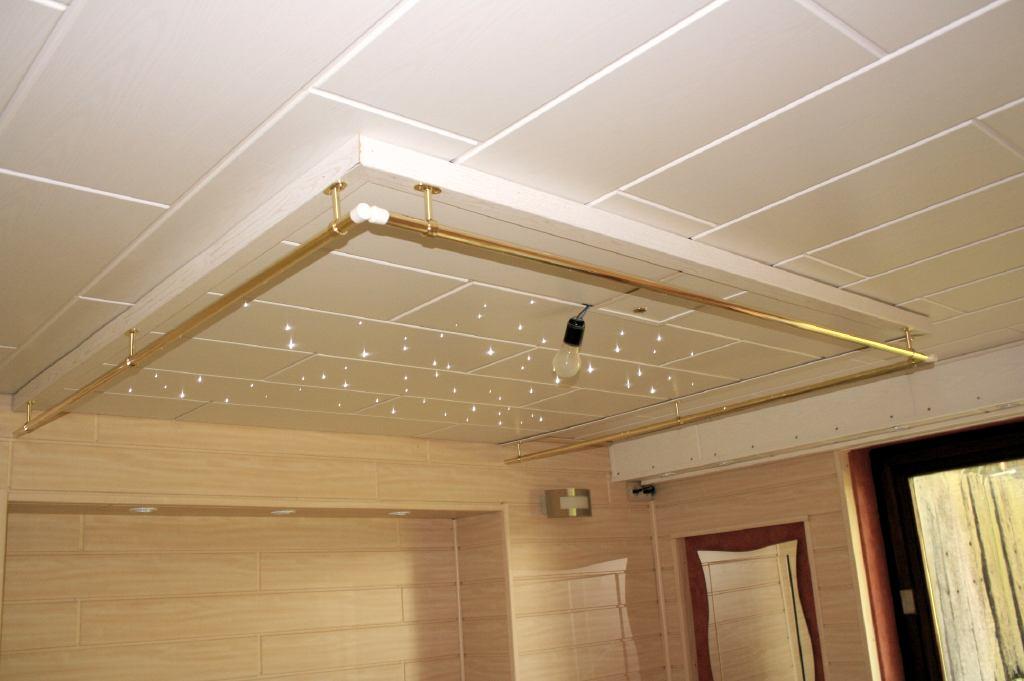 Plafond verlagen met spotjes amazing lampen keuken vervangen with