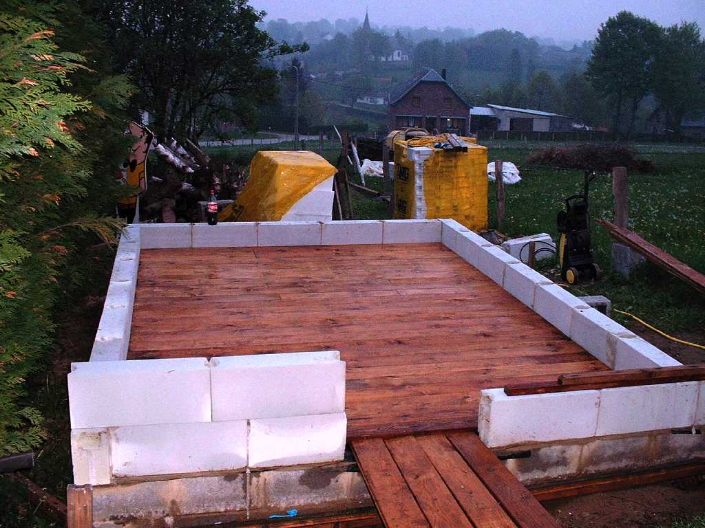 Knutselen  tuinhuisje bouwen   Welcome to Wirtzfeld