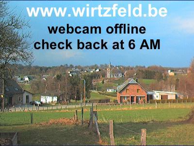 Wirtfeld - frontière allemande