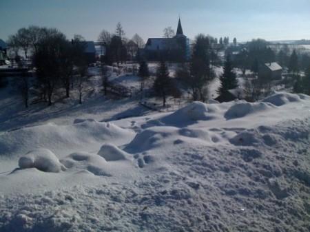 Wirtzfeld, St Anna Kerkje - 16 Februari 2010