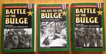 Battle of the Bulge in Wirtzfeld Valley
